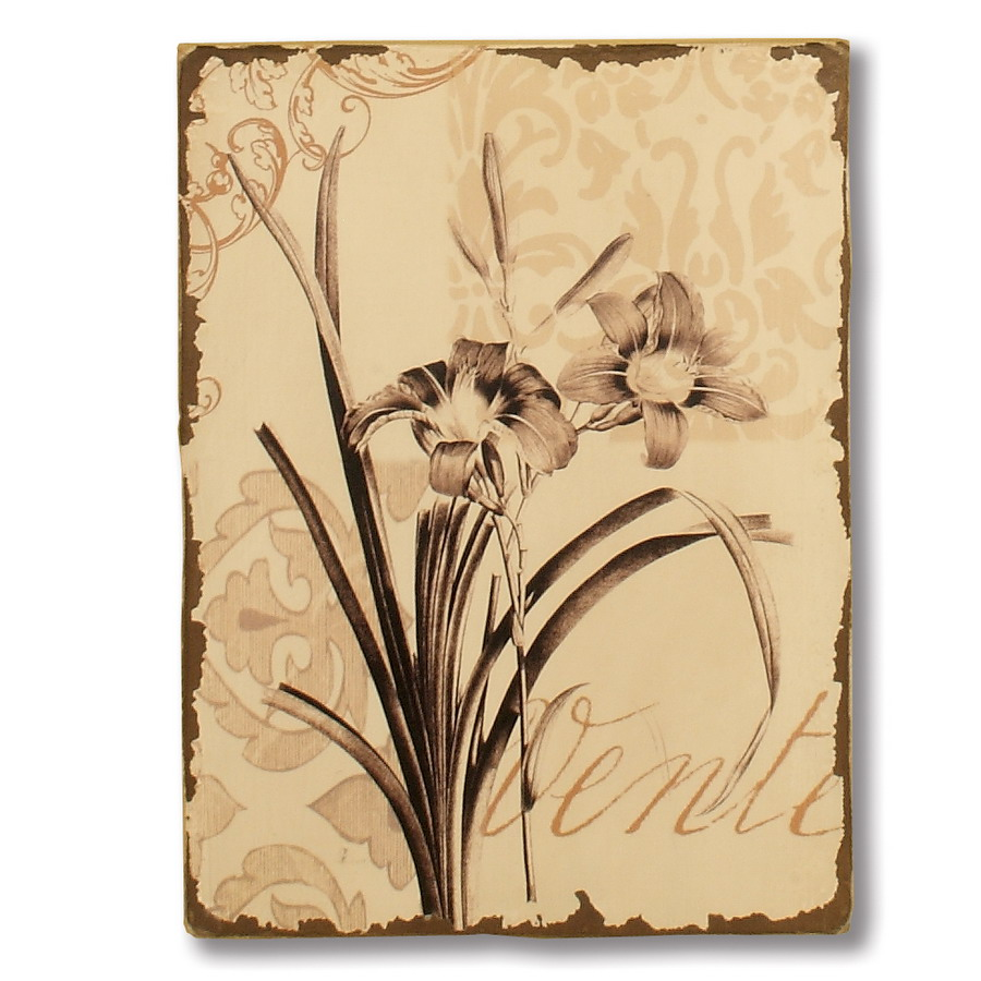 2197 – Floral Wall Decor – Passport Accent Furniture