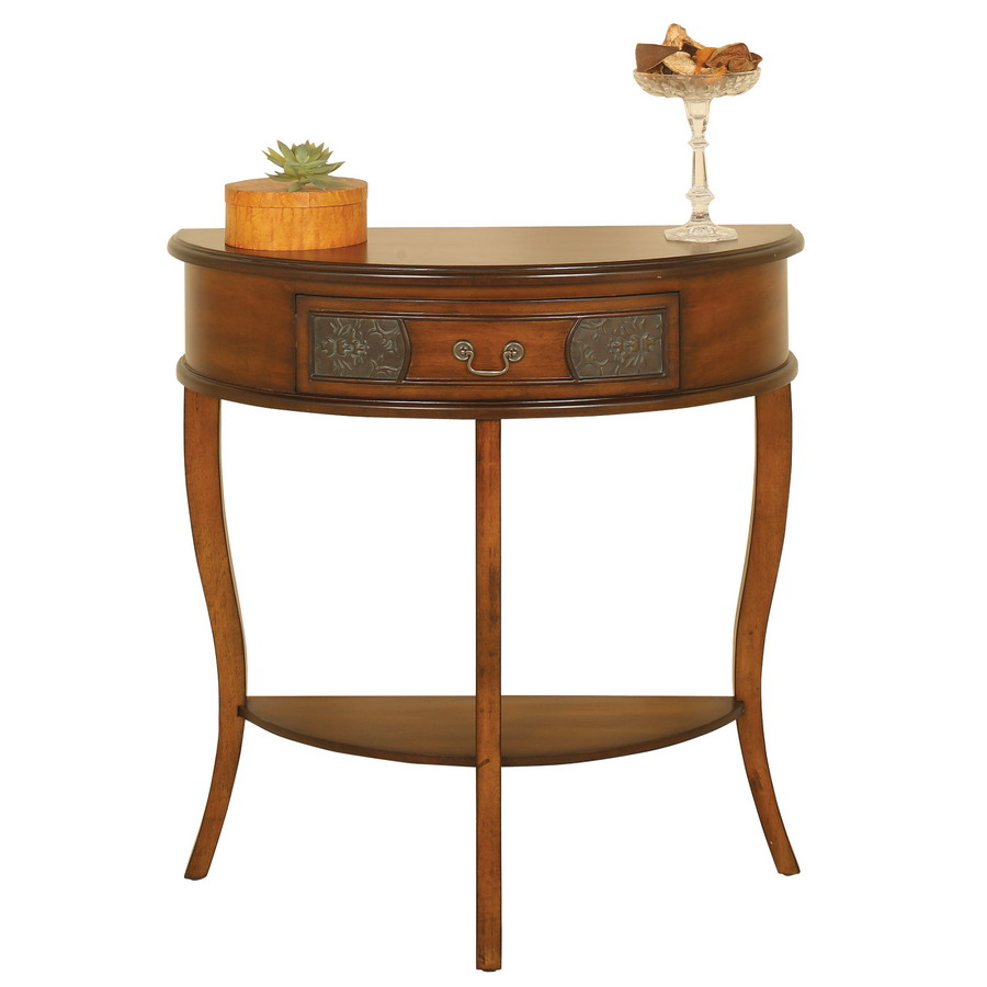 2336 Half Round Console Table Passport Accent Furniture